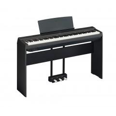 yamaha電鋼琴P-125 -含琴架,及三踏板