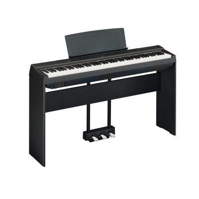 yamaha電鋼琴P-125 [新品] -含琴架,及三踏板