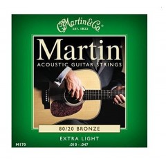 Martin M170民謠弦