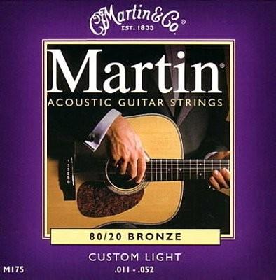 Martin M175民謠弦
