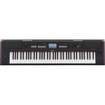 YAMAHA76鍵可攜式電子琴NP-V80